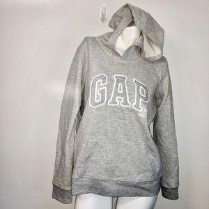 Gap classic logo pullover sweatshirt hooded #G6